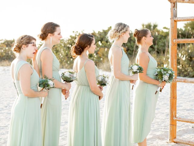 Justin and Hillary's Wedding in St. Pete Beach, Florida 38