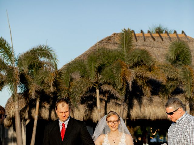 Justin and Hillary's Wedding in St. Pete Beach, Florida 39