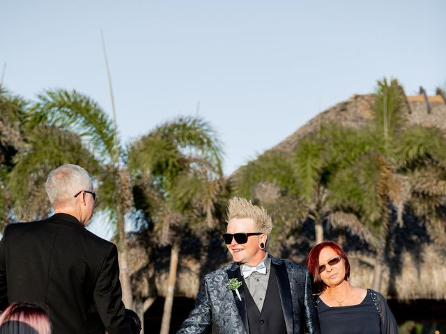 Justin and Hillary's Wedding in St. Pete Beach, Florida 41