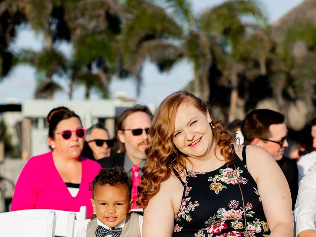 Justin and Hillary's Wedding in St. Pete Beach, Florida 42