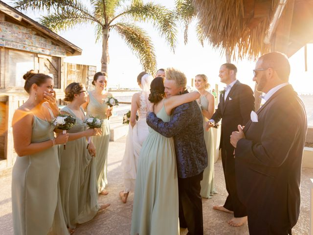 Justin and Hillary's Wedding in St. Pete Beach, Florida 45