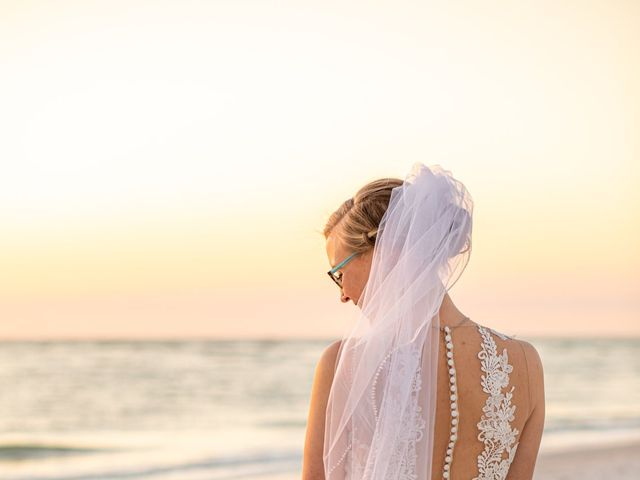 Justin and Hillary's Wedding in St. Pete Beach, Florida 50