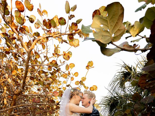 Justin and Hillary's Wedding in St. Pete Beach, Florida 65