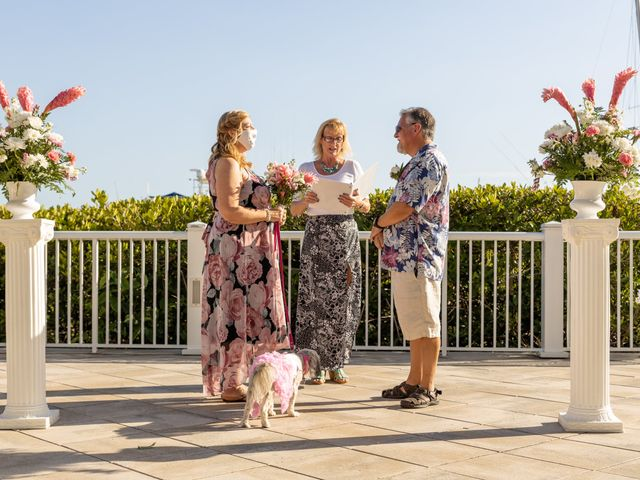 Jeanne and Tom's Wedding in Cape Coral, Florida 3