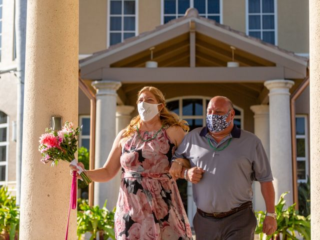 Jeanne and Tom's Wedding in Cape Coral, Florida 4