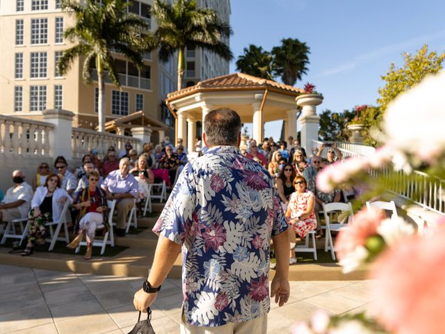Jeanne and Tom's Wedding in Cape Coral, Florida 13