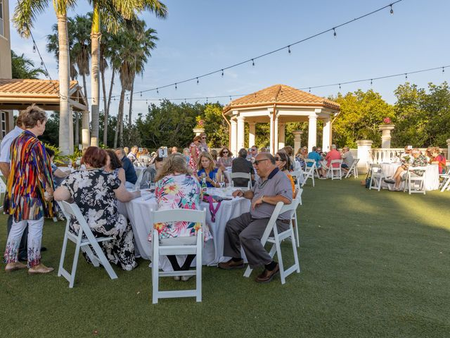 Jeanne and Tom's Wedding in Cape Coral, Florida 54