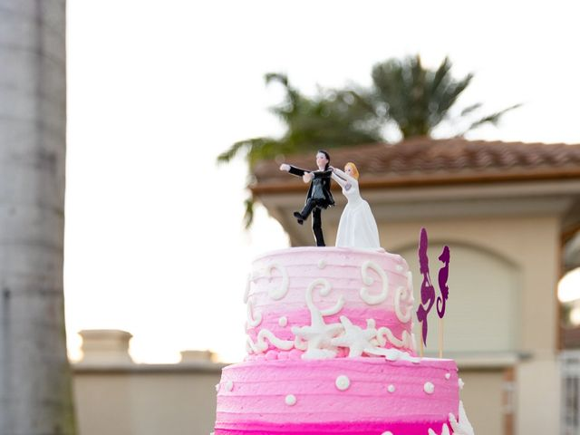 Jeanne and Tom's Wedding in Cape Coral, Florida 85