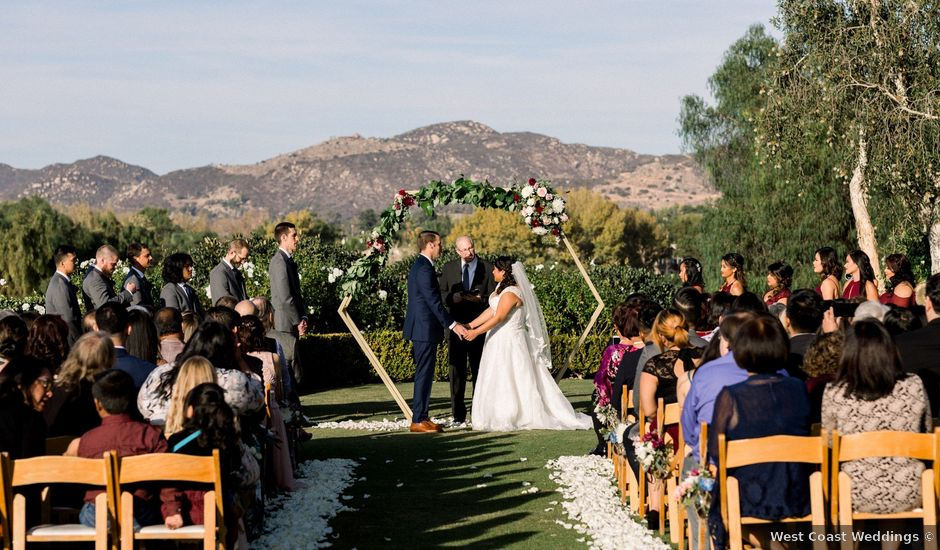 Nathan and Kat's Wedding in San Marcos, California