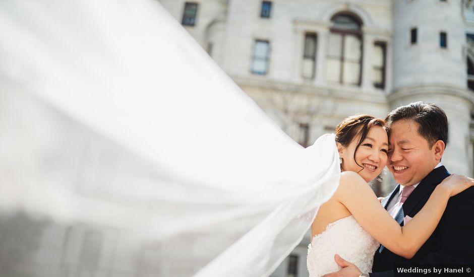 John and Elisa's Wedding in Philadelphia, Pennsylvania