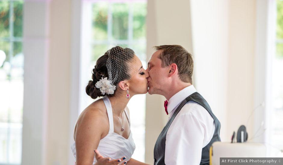 Adam and Justine's Wedding in Hartford, Connecticut