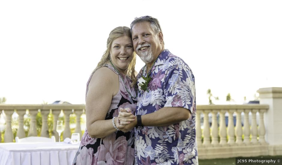 Jeanne and Tom's Wedding in Cape Coral, Florida