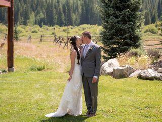 The wedding of Shauna and Eric