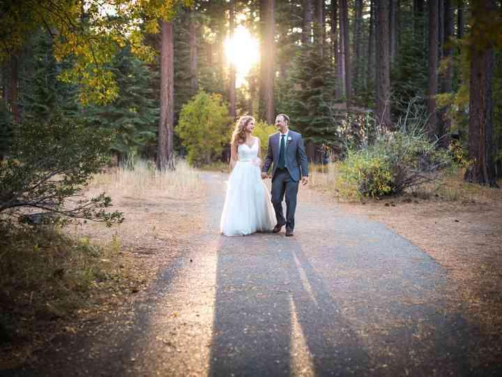 The wedding of Shanna and Matt