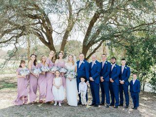 The wedding of Sean and Savanna 2