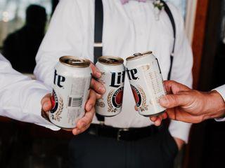The wedding of Sage and Kib 3