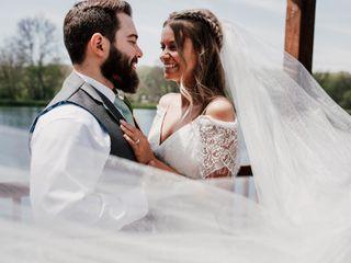 The wedding of Sage and Kib