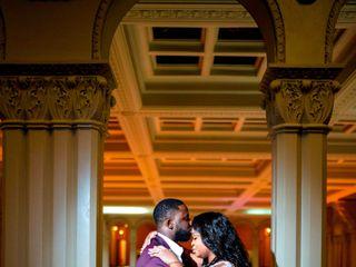 The wedding of Kim and Kene 2
