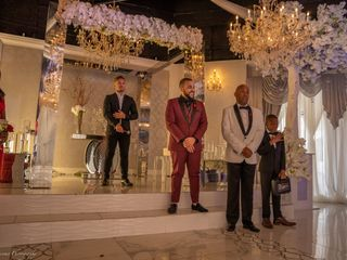 The wedding of Shawn and Shanel 1