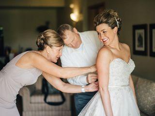 The wedding of John and Sarah 3