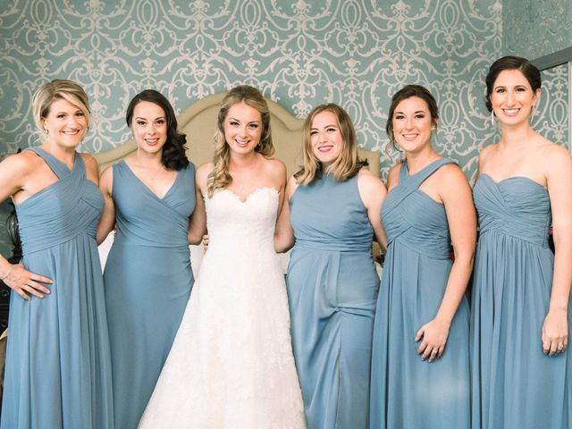 Mike and Nicole's Wedding in Red Bank, New Jersey 6