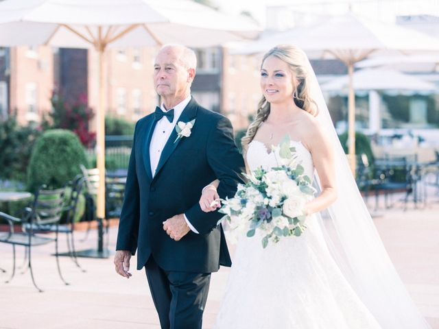 Mike and Nicole's Wedding in Red Bank, New Jersey 14