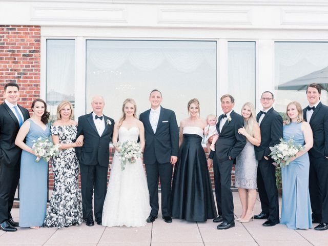 Mike and Nicole's Wedding in Red Bank, New Jersey 16