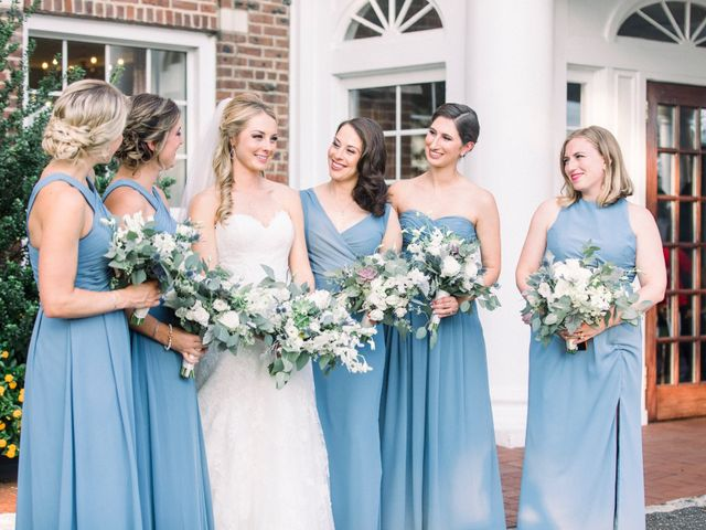 Mike and Nicole's Wedding in Red Bank, New Jersey 17