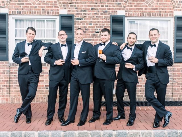 Mike and Nicole's Wedding in Red Bank, New Jersey 18