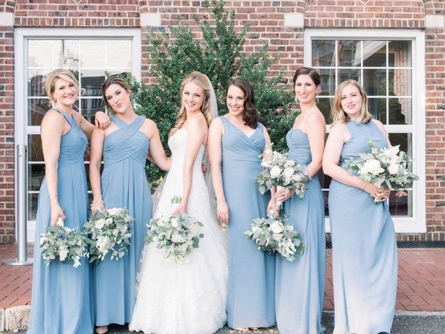 Mike and Nicole's Wedding in Red Bank, New Jersey 19
