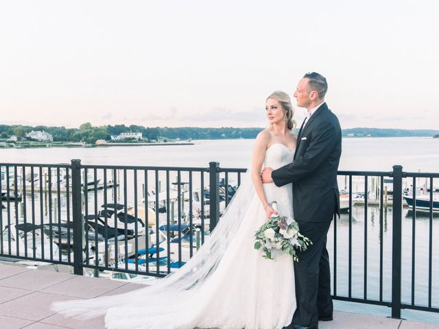 The wedding of Nicole and Mike