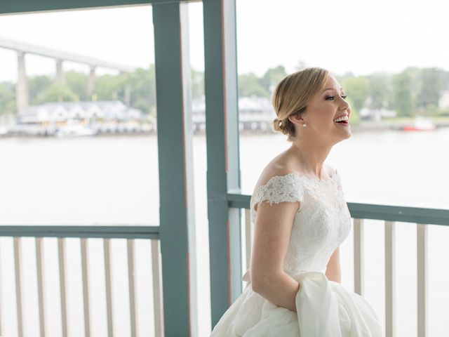 Ashley and Ruthie's Wedding in Chesapeake City, Maryland 2