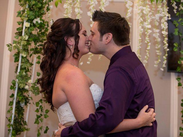 The wedding of Kierstin and Andrew