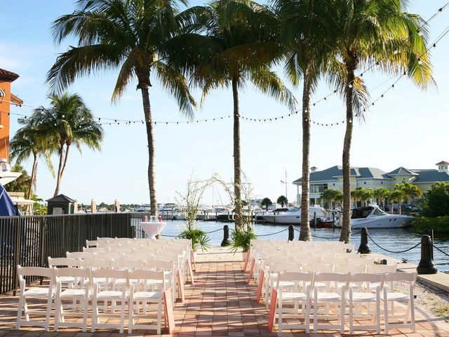 Ian and Lenisha's Wedding in Naples, Florida 1
