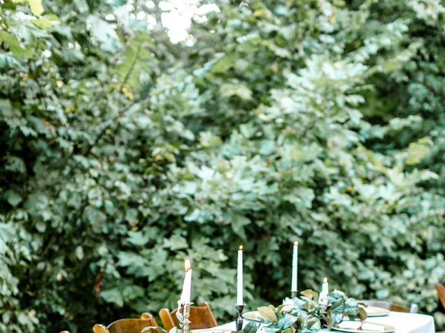 Trey and Kristina's Wedding in Townsend, Tennessee 14