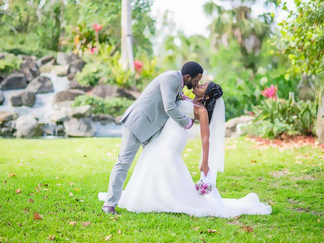 The wedding of Samantha and Otis
