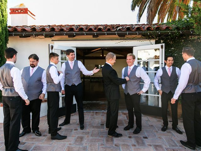 Eric and Anna's Wedding in San Clemente, California 24