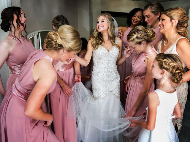 Eric and Anna's Wedding in San Clemente, California 30