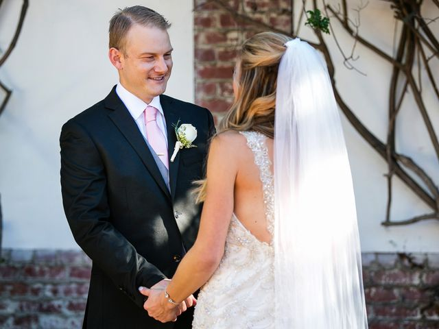 Eric and Anna's Wedding in San Clemente, California 62