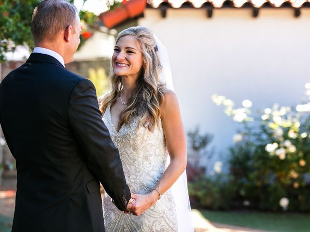 Eric and Anna's Wedding in San Clemente, California 63