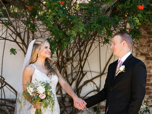 Eric and Anna's Wedding in San Clemente, California 66