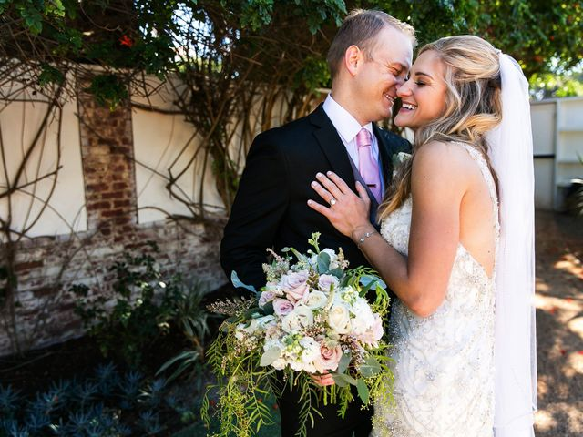 Eric and Anna's Wedding in San Clemente, California 67