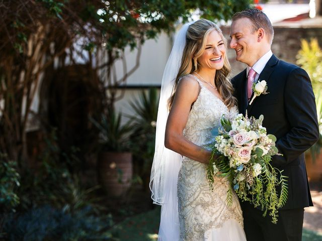 Eric and Anna's Wedding in San Clemente, California 69