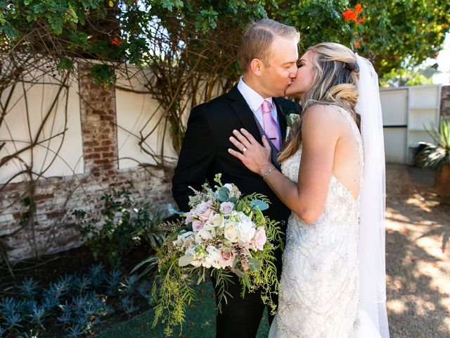 Eric and Anna's Wedding in San Clemente, California 70