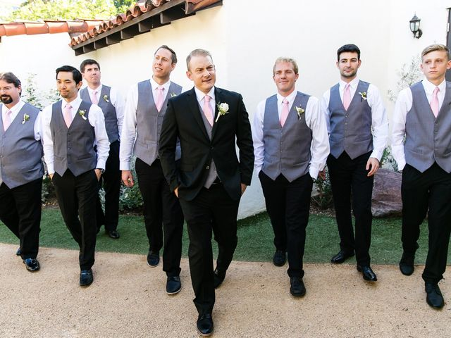 Eric and Anna's Wedding in San Clemente, California 77