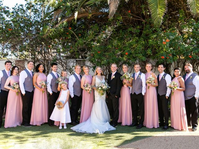 Eric and Anna's Wedding in San Clemente, California 83