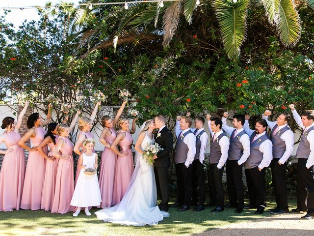 Eric and Anna's Wedding in San Clemente, California 84