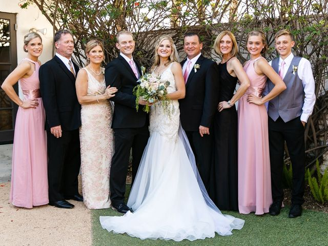 Eric and Anna's Wedding in San Clemente, California 90