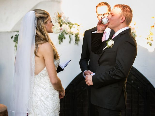 Eric and Anna's Wedding in San Clemente, California 110