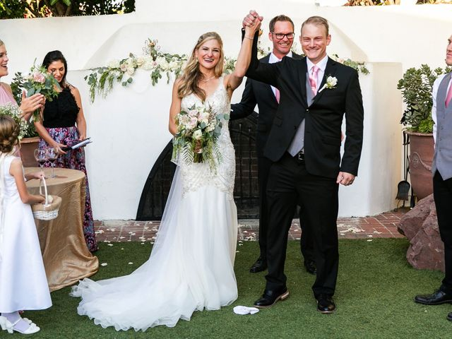 Eric and Anna's Wedding in San Clemente, California 125
